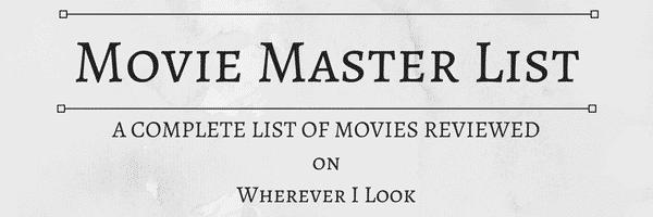 Movie Master List Title Card