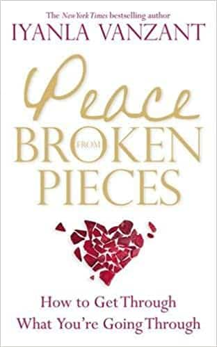 Peace From Broken Pieces Book Cover