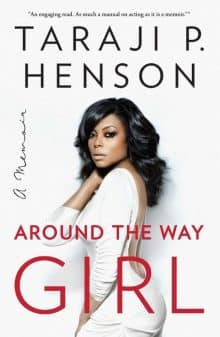 Taraji P Henson Around The Way Girl Book Cover