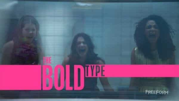The Bold Type Title Card