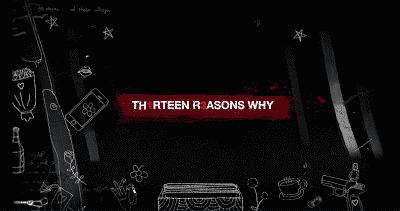 13 Reasons Why Title Card