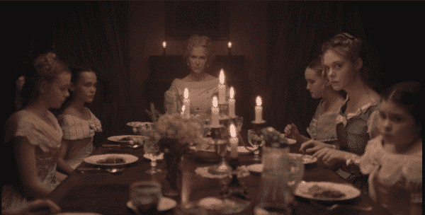 The women of The Beguiled.