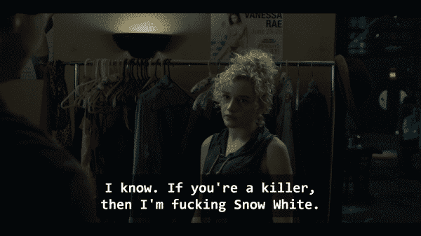 Ruth (Julia Garner) in Ozark