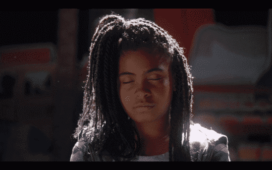 Shandra (Taliyah Whitaker) in The Incredible Jessica James
