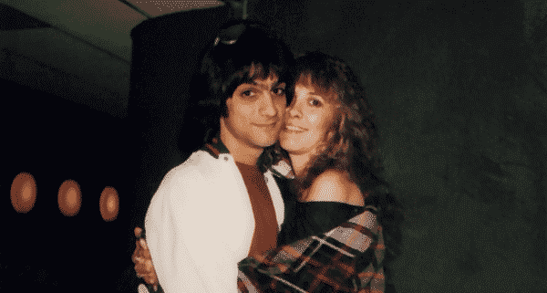 Jimmy and Stevie Nicks