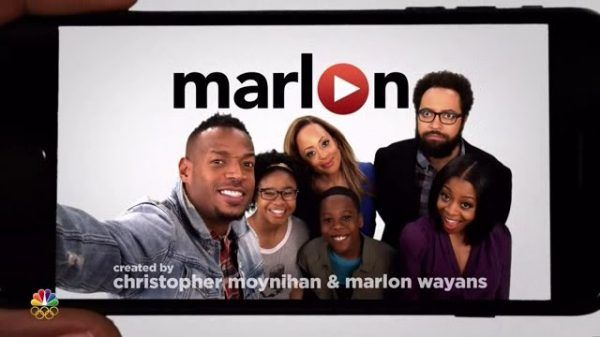 Marlon Title Card