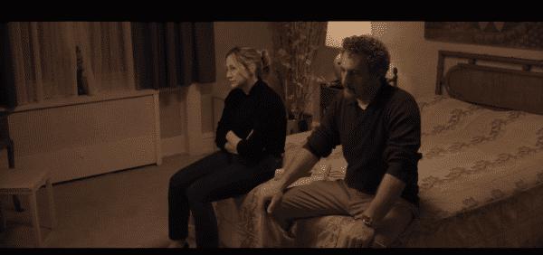 Pat (Edie Falco) and Alan (John Turturro) in Landline