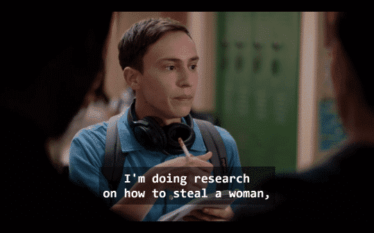 Atypical s1e9