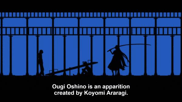 Crunchyroll Watch OWARIMONOGATARI Second Season Episode 3 Chapter Three Ougi Dark Google Chrome 8 17 2017 5 58 37 PM