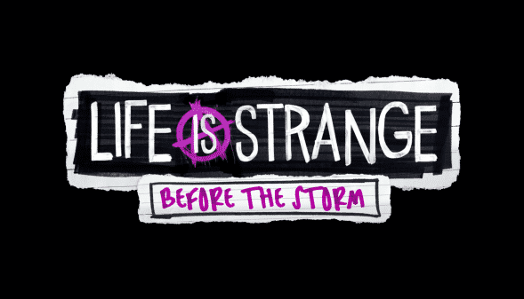 Life Is Strange: Before the Storm - Title Card
