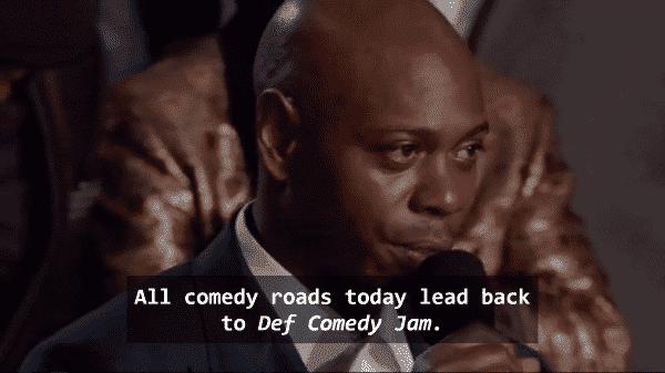 Def Comedy Jam 25 - Adele Givens