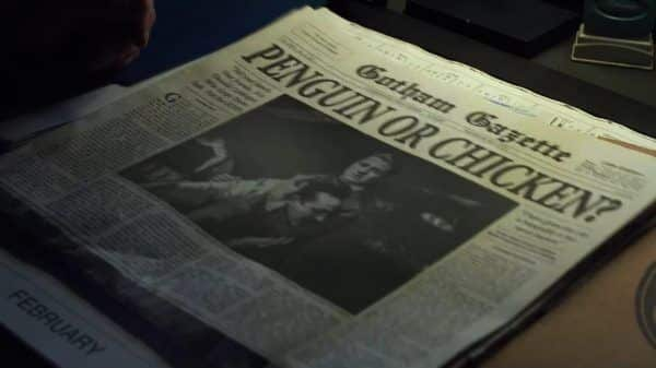Gotham Season 4 Episode 1 Pax Penguina