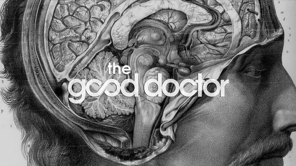 Title card for The Good Doctor