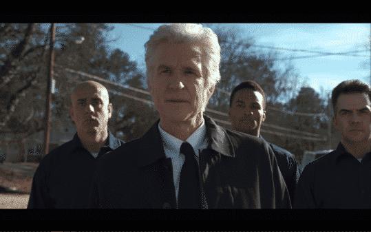 Stranger Things Season 1 Episode 7 Chapter Seven The Bathtub - Dr. Benner