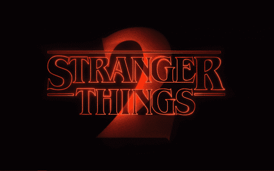Stranger Things Season 2 Episode 1 Chapter 1 MADMAX [Season Premiere] - Title Card (2)