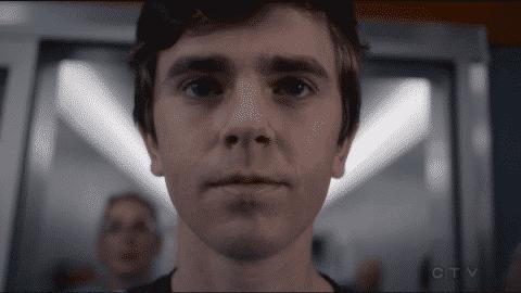 The Good Doctor Season 1 Episode 6 Not Fake - Freddie Highmore - Shaun
