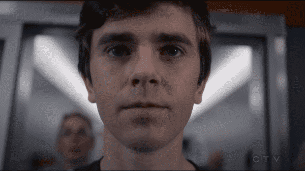The Good Doctor Season 1 Episode 6 Not Fake - Freddie Highmore - Shaun
