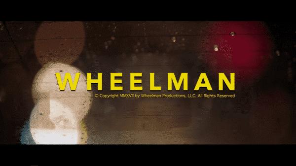 Title card for Netflix's Wheelman