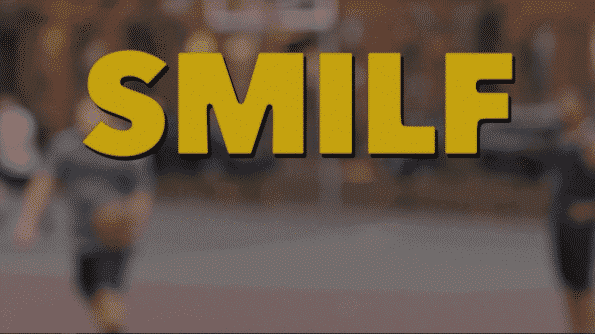 Smilf's Title Card