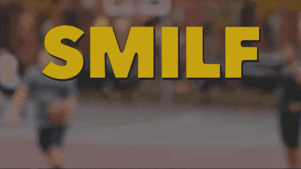 Smilf's Title Card