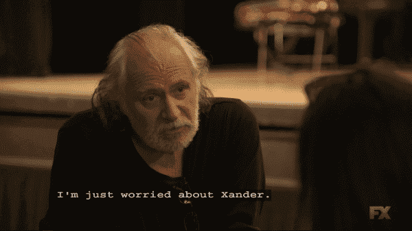 Better Things Season 2 Episode 8 Arnold Hall - Rade Serbedzija