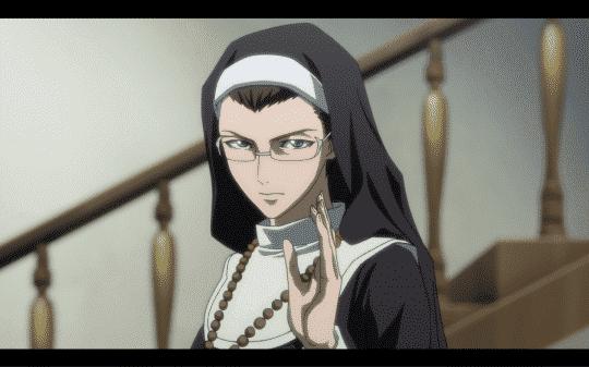 Garo - Vanishing Line Season 1 Episode 7 Scout - Sister (2)
