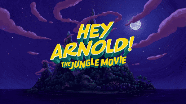 Hey Arnold The Jungle Movie - Title Card