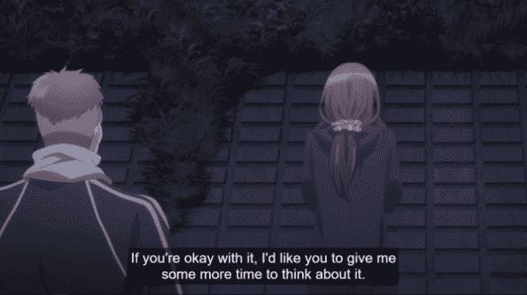 Just Because! Season 1 Episode 6 Restart - Haruto and Hazuki