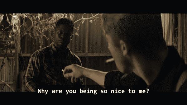 Mudbound - Jason Mitchell