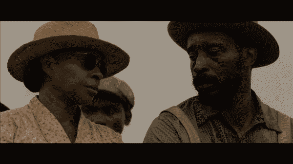 Mudbound - Mary J. Blige and Rob Morgan
