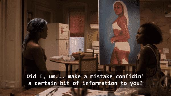 She's Gotta Have It Season 1 Episode 2 #BootyFull (SELF ACCEPTANCE) - Shemekka and Nola (2)