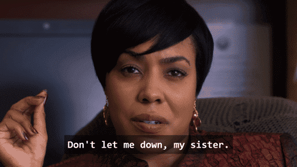 She's Gotta Have It Season 1 Episode 5 #4MyNegusAndMyBishes (All Words Matter) - Raqueletta Moss