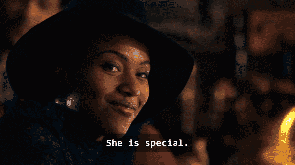 She's Gotta Have It Season 1 Episode 7 #HowToMakeLoveToANegroWithoutGettingTired - Nola