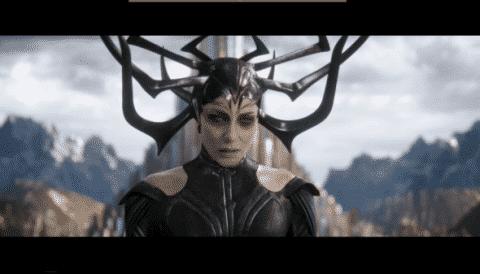Thor Ragnarok - Cat Blanchett