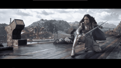 Thor Ragnarok - Tessa Thompson