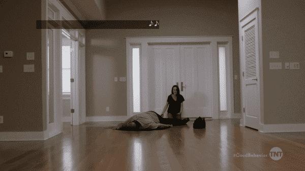 Good Behavior Season 1 Episode 9 And I Am A Violent Criminal - Letty