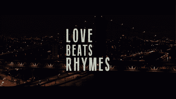 Love Beats Rhymes - Title Card