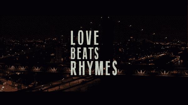 Love Beats Rhymes - Title Card