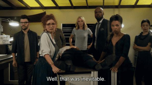Marvel's Runaways Season 1 Episode 8 Tsunami - PRIDE