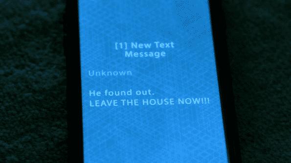 Marvel's Runaways Season 1 Episode 8 Tsunami - Text Message