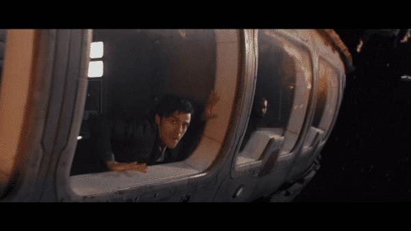 Star Wars Episode VIII The Last Jedi - Oscar Isaac - Poe