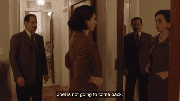 The Marvelous Mrs. Maisel Season 1 Episode 7 Put That On Your Plate! - Abe and Rose
