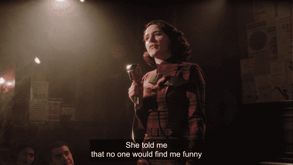 The Marvelous Mrs. Maisel Season 1 Episode 7 Put That On Your Plate! - Miriam