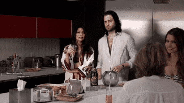 Alone Together Season 1 Episode 1 Pilot [Series Premiere] - Ginger Gonzaga and Chris D'Elia