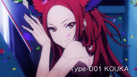Beatless Season 1 Episode 1 Contract [Series Premiere] - Type 001 whose name is Kouka