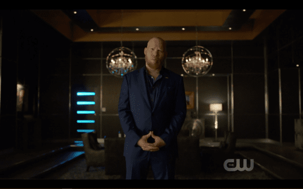 Tobias, played by Marvin 'Krondon' Jones III in Black Lightning