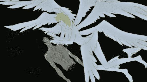 Devilman Crybaby Season 1 Episode 10 Crybaby [Season Finale] - Akira and Ryo