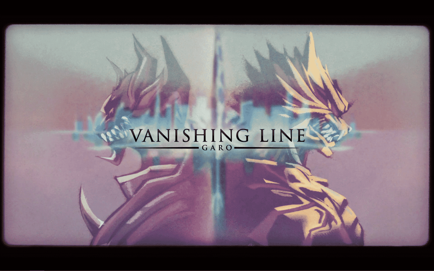 Garo - Vanishing Line Season 1 Episode 13 God's Will - Title Card