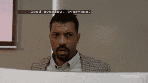 Grown-ish Series Premiere - Deon Cole