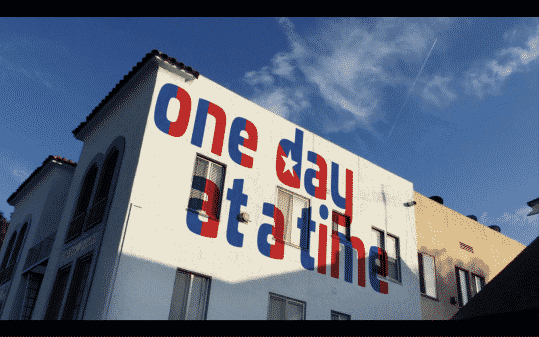 Title Card for One Day At A Time